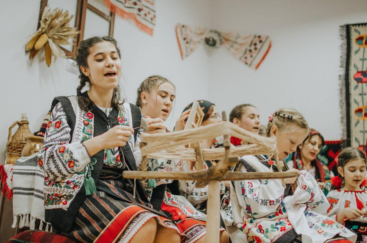 Comunicat de presă – Șezătorile Iernii – George Enescu