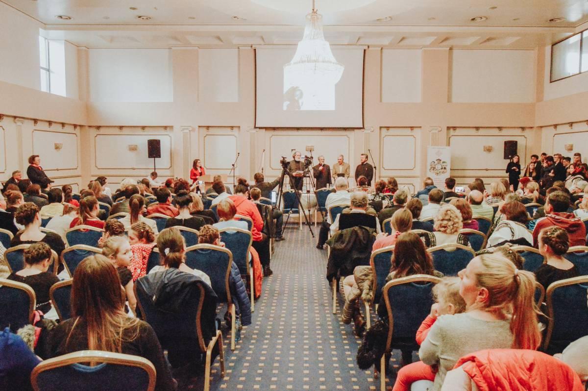 Comunicat de presă – Festivalul Concurs-Coral de Muzică Sacră, Ediția a II-a, 6 aprilie 2019