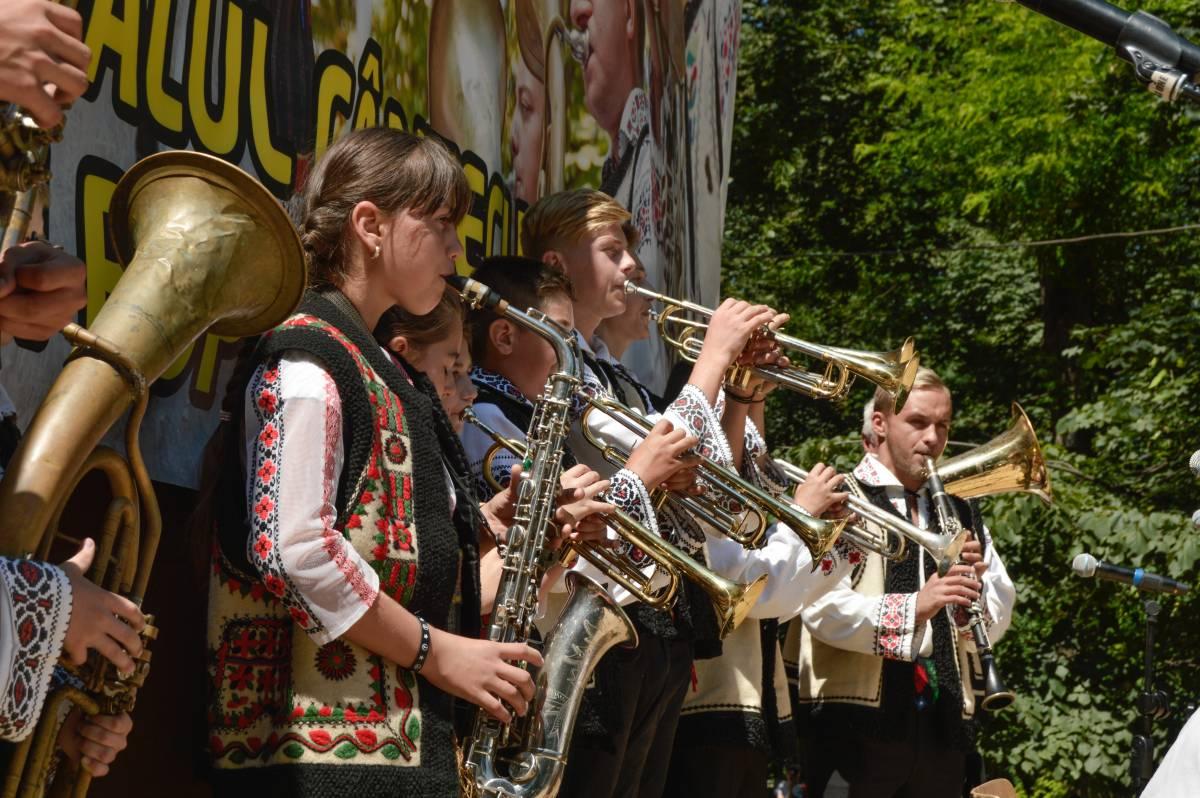 Premiile acordate la Festivalul Concurs al Fanfarelor, Ediția a XIV-a, Botoșani, 4 august 2019