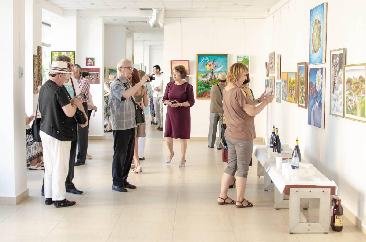 """Comunicat de presă – Salonul Internaţional de Artă Naivă """"Gheorghe Sturza"""", 3-26 august 2019"""