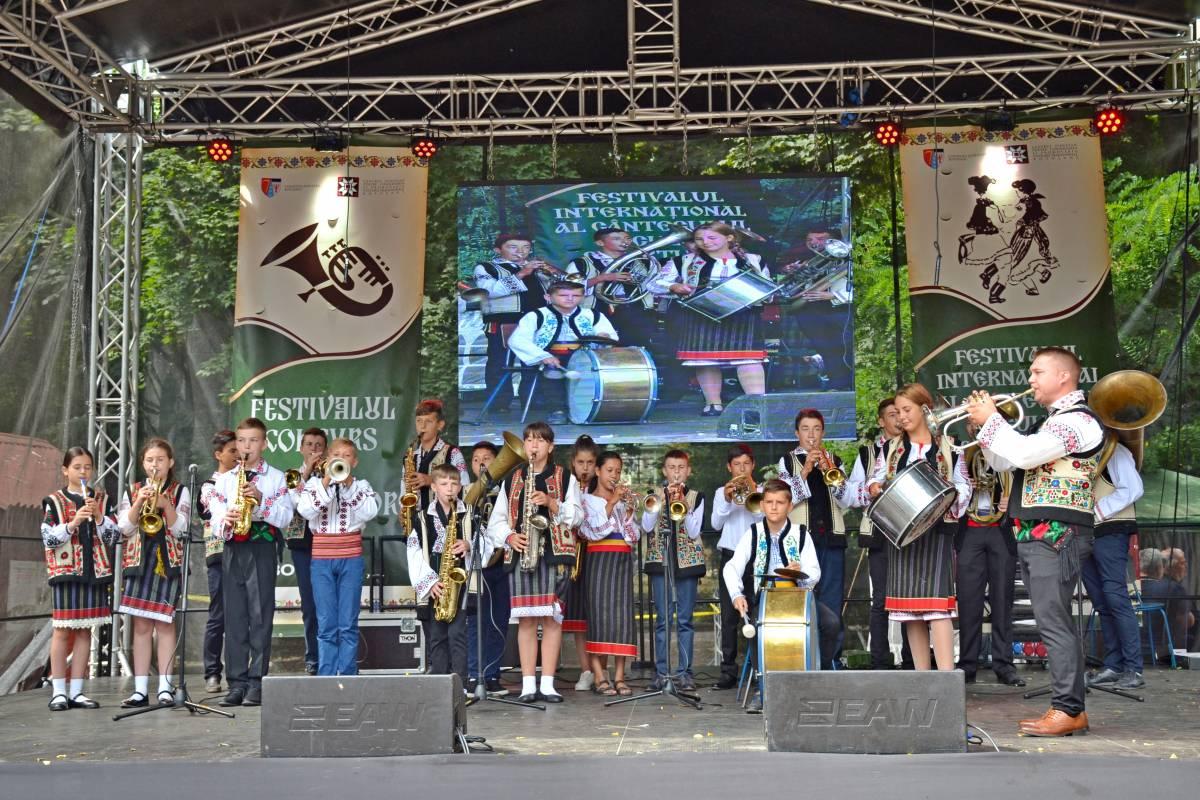 Festivalul-Concurs al Fanfarelor, Ediția a XIV-a, 4 august 2019