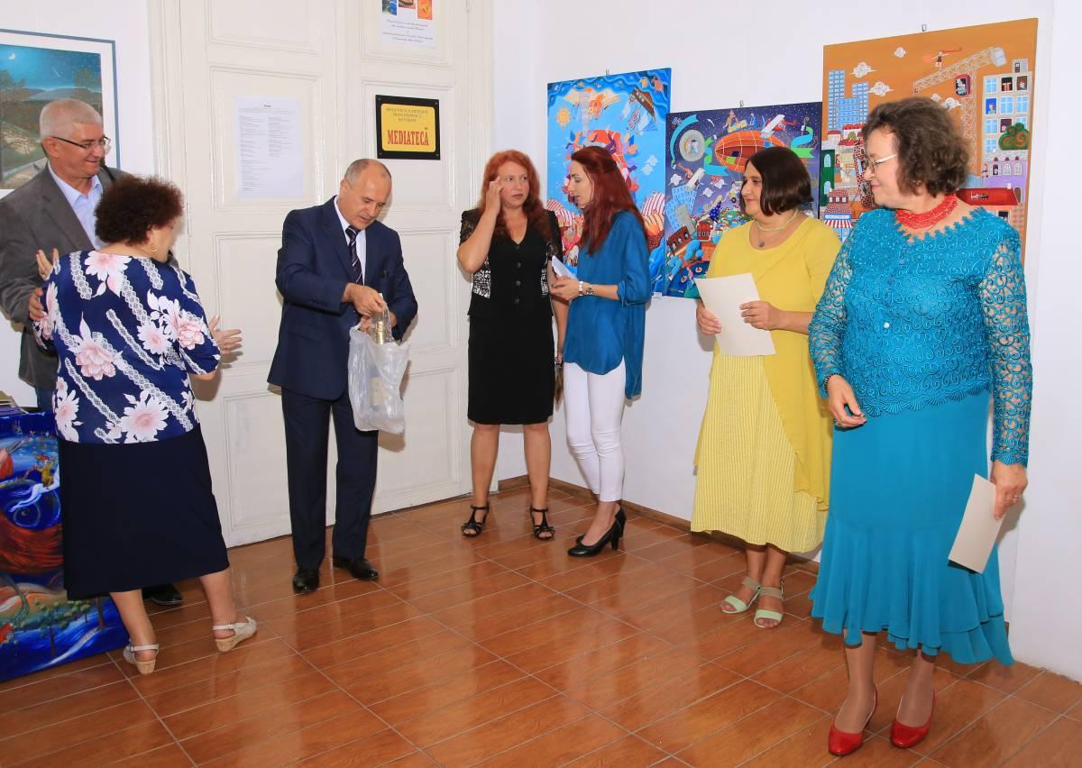 """Salonul Internațional de Artă Naivă ,,Gheorghe Sturza"""", Ediția a VII-a, 3-24 august 2019, Botoșani"""