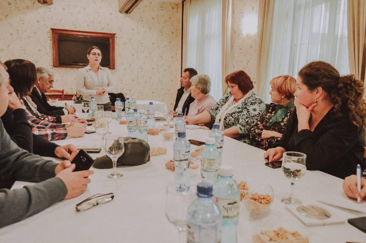 Întâlnirea anuală a referenților/coordonatorilor activităților din sfera culturii și tradițiilor din județul Botoșani