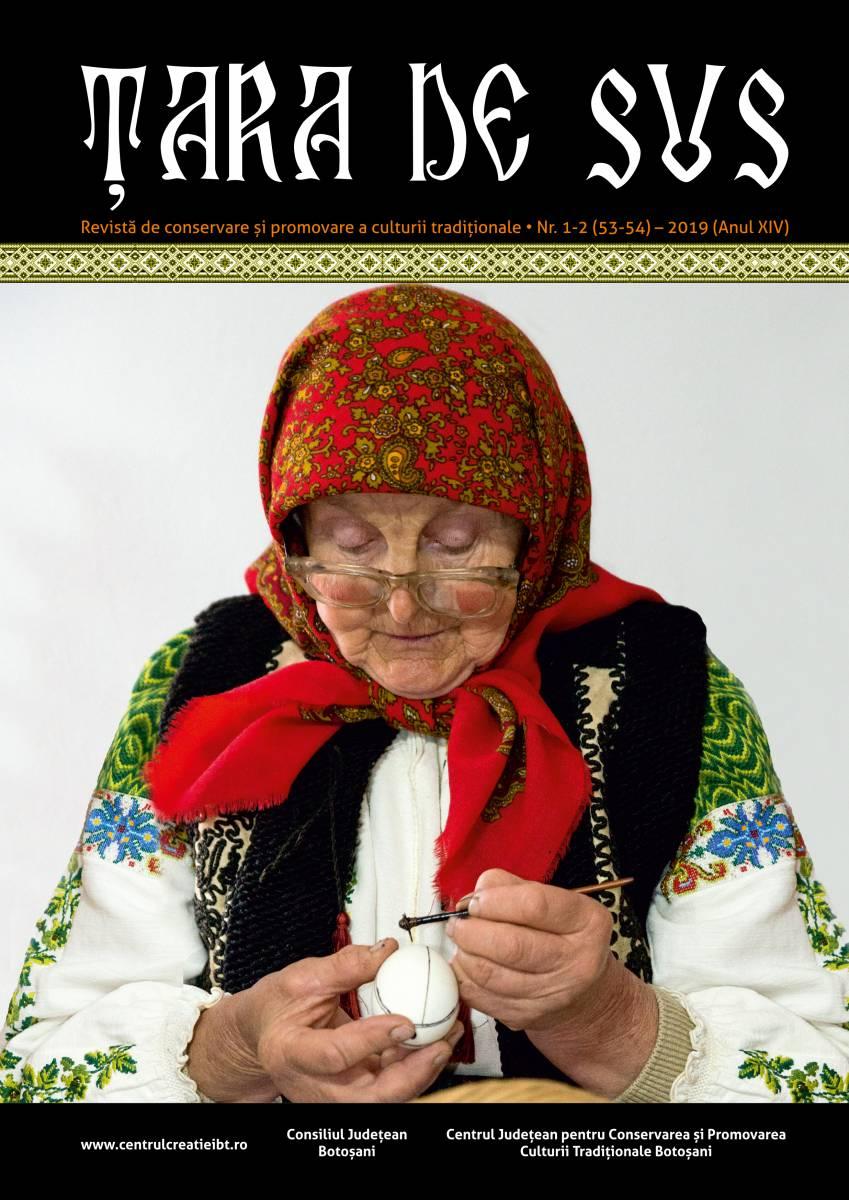 Revista Țara de Sus (Nr. 1-2 – 2019)
