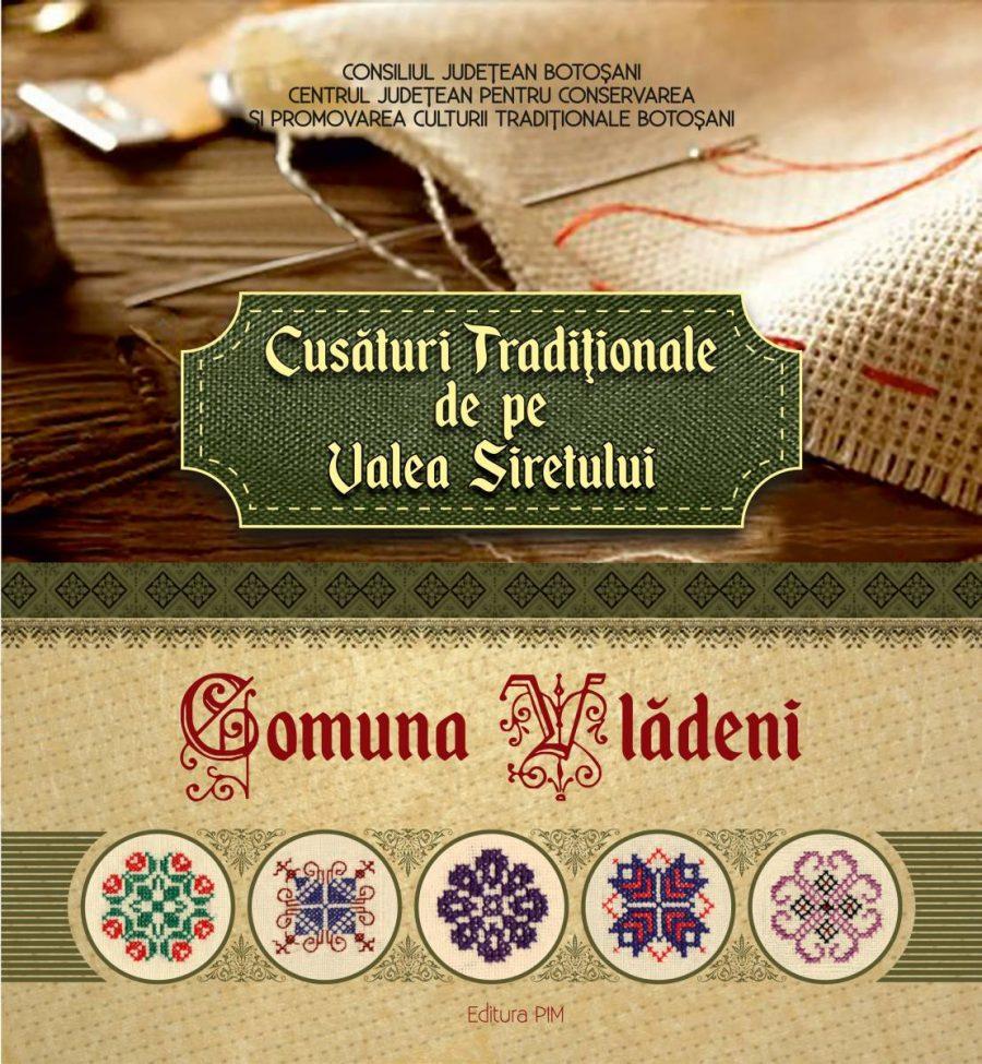 Cusături Tradiționale de pe Valea Siretului (Comuna Vlădeni)